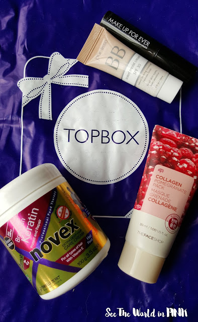 may 2016 topbox review and unboxing canadian beauty subscription box