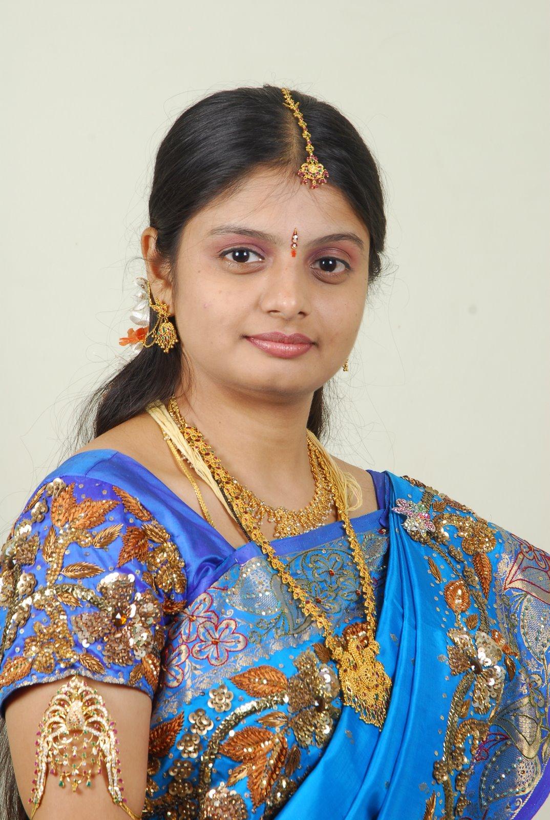 Tamil Girls Tamil Girls In Silk Saree-3682