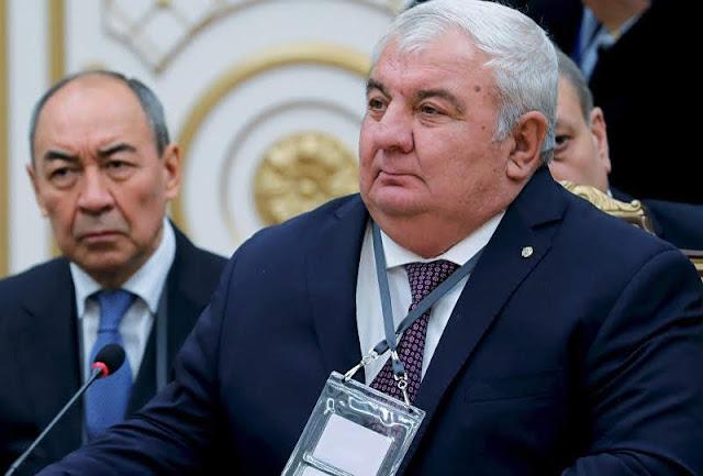 Armenia decidió reemplazar a Khachaturov en la OTSC