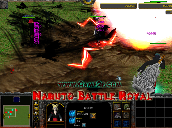 Warcraft 3 angel arena (map download).