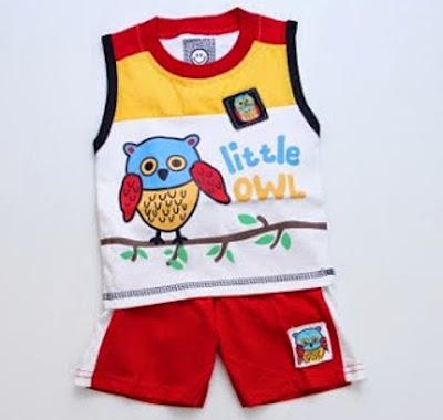 Model Baju Bayi Unik dan Lucu Terbaru