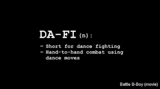 Da-Fi dance fighting  Battle B-Boy full movie
