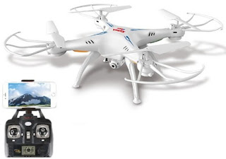 Syma X5SW WIFI RC Drone FPV Quadcopter