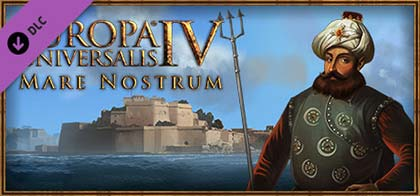 Europa Universalis IV Mare Nostrum DLC Download for PC