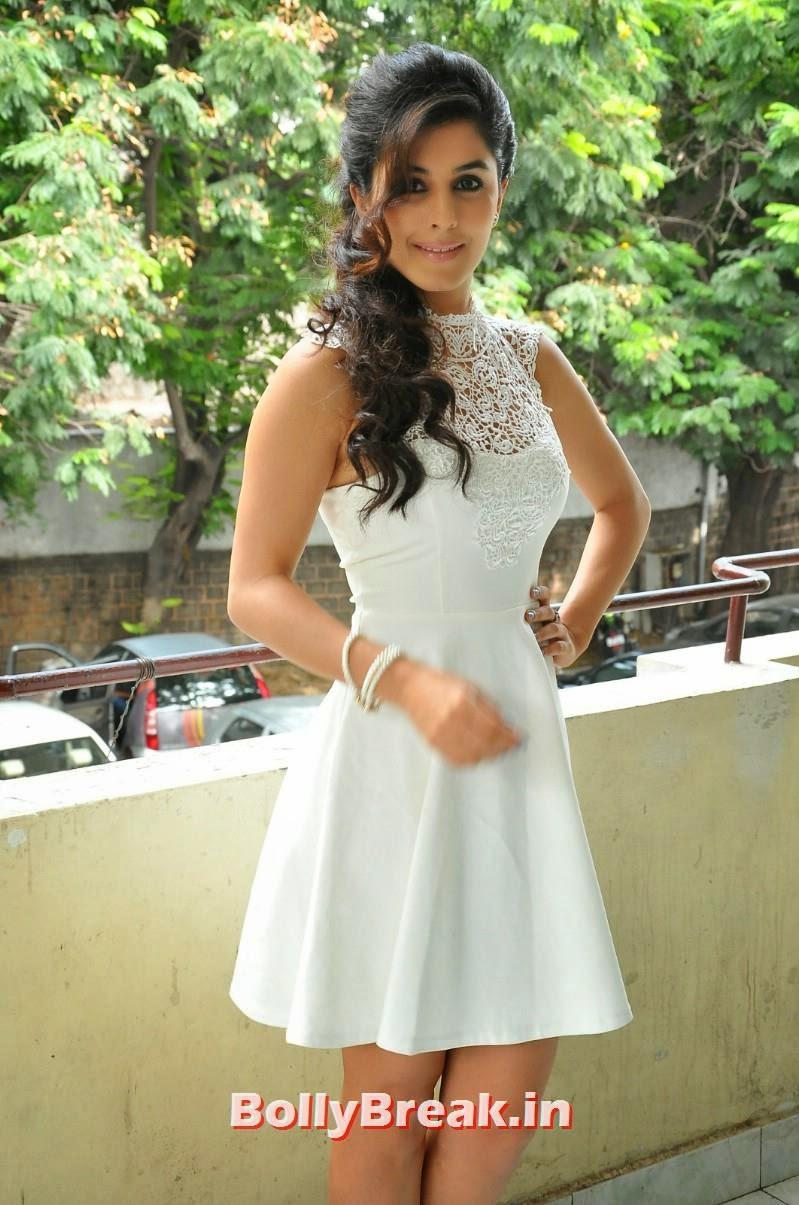 12, Isha Talwar Latest Photoshoot Pics in White Dress