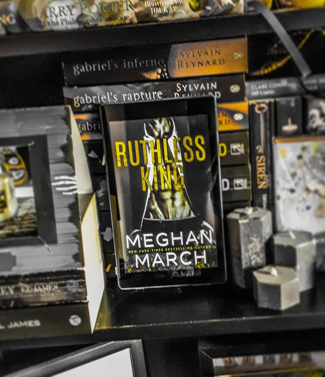 The Best Book I Have Read This Year So Far Is A Draw Between Two Meghan March Books Ruthless King Mount Trilogy 1 2017 Release And Savage Prince