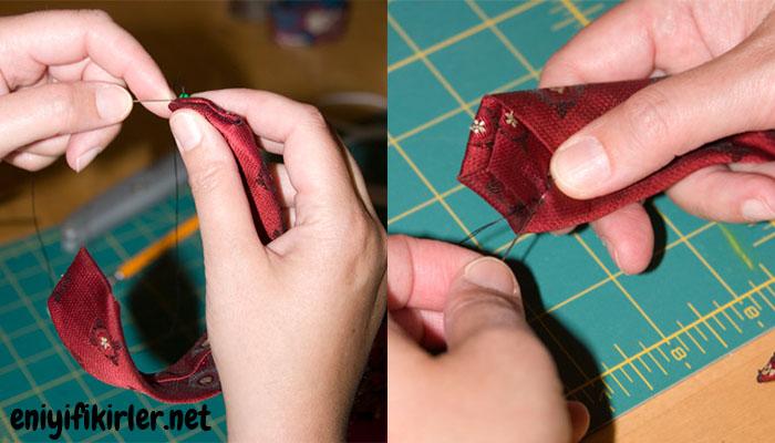resimli bilekik yapımı ve dikimi