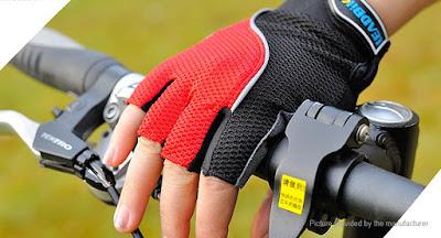 Sarung tangan sepeda Leadbike Gel Imported
