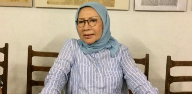 Ratna: Kalau Jokowi Ngerti Pancasila, Seharusnya Megawati Dihukum