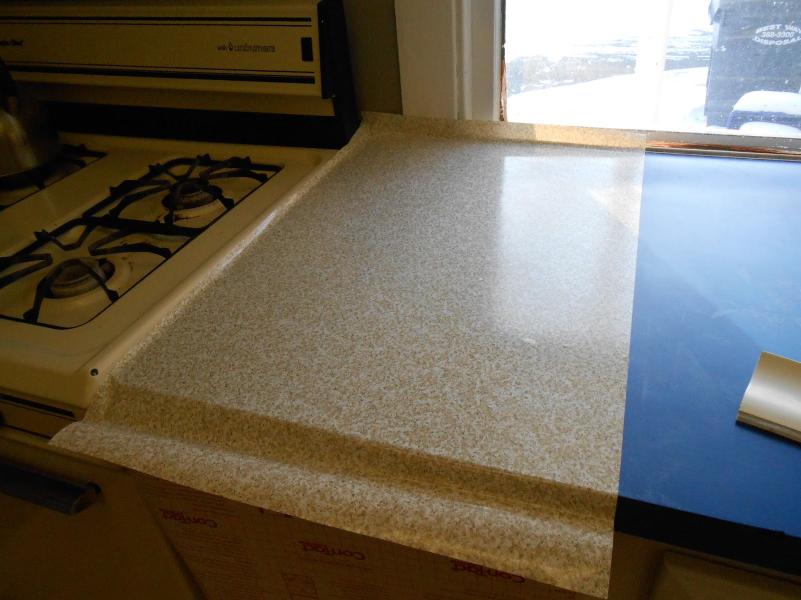 Redecorating 2013 - How to update laminate countertops
