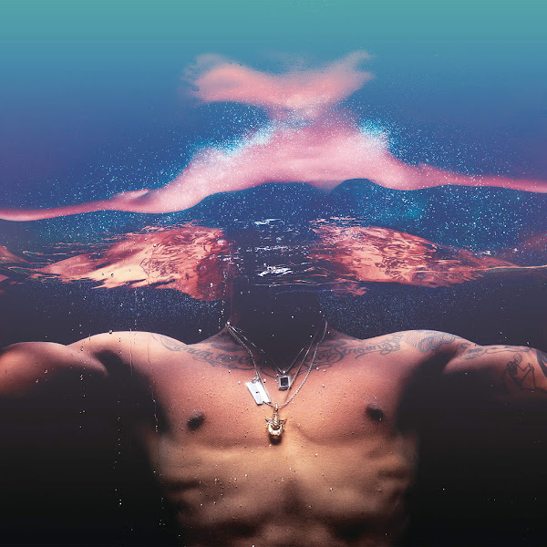 Miguel - Rogue Waves - EP Cover