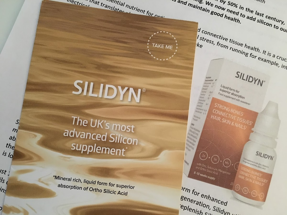 Silidyn review Rio Health Silicon Health supplement strong bones Priceless Life of Mine Over 40 lifestyle blog