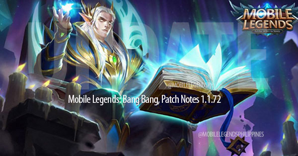 Mobile Legends New Patch Notes 1.1.72