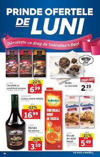 CATALOGUL LIDL 11 - 17 februarie 2019 promotii la ciocolata