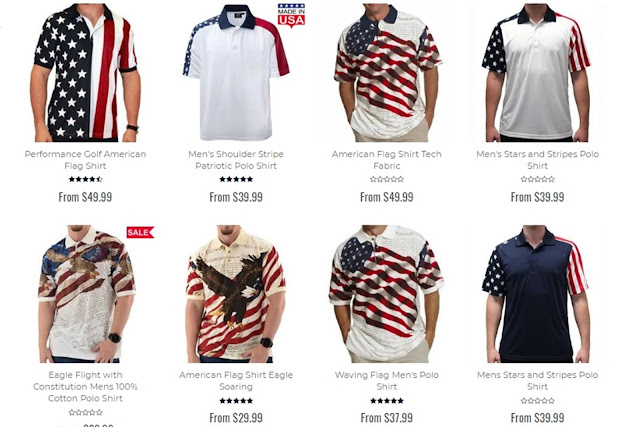 patriotic polo shirts design, men's polo shirt