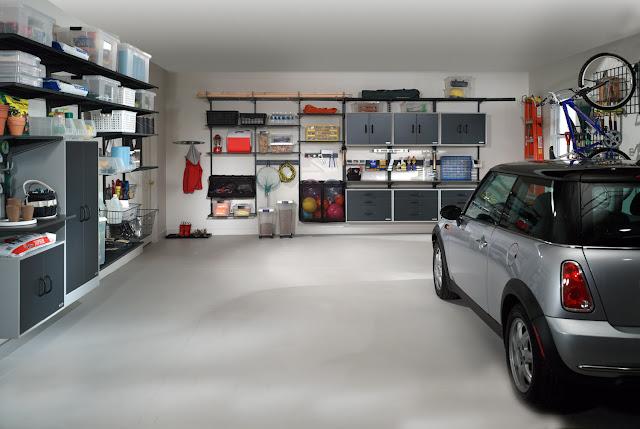 Conseils de sécurité pour le garage
