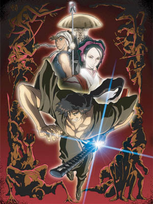 Ninja Scroll: The Series 13/13 [Sub Esp][MEGA]