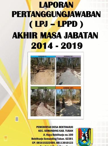 Download Lppd Akhir Masa Jabatan Kepala Desa : download, akhir, jabatan, kepala, Contoh, Laporan, Akhir, Jabatan, Kepala, Tahun, Kumpulan