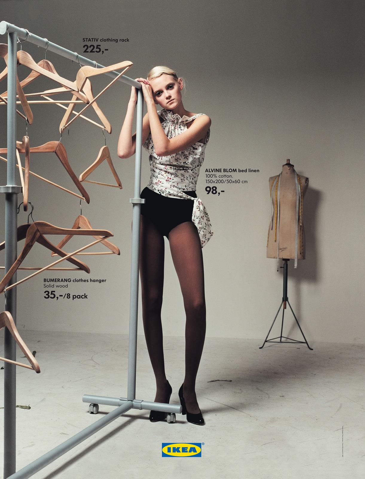 Female Clothing Ads
