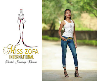 Zofa international beauty contest 2018