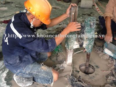 Khoan cắt bê tông tại huyện Phước Long