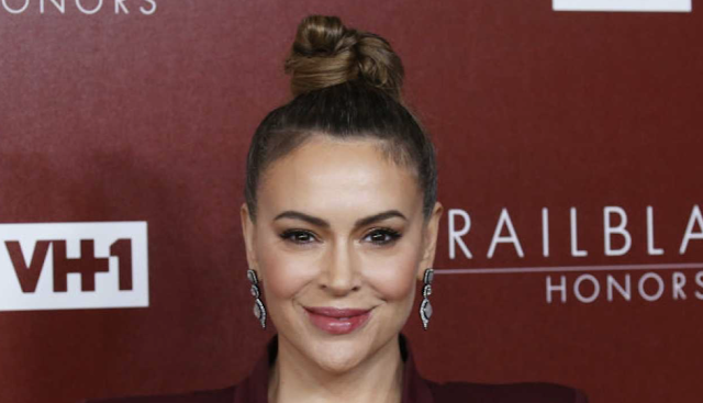 MORAL PARAGONS: 50 Actors Sign Letter By Alyssa Milano Threatening State Of Georgia With Boycott Over Abortion Bill