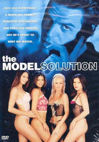 Poster of (18+) The Model Solution 2002 UnRated 720p Hindi DVDRip Dual Audio