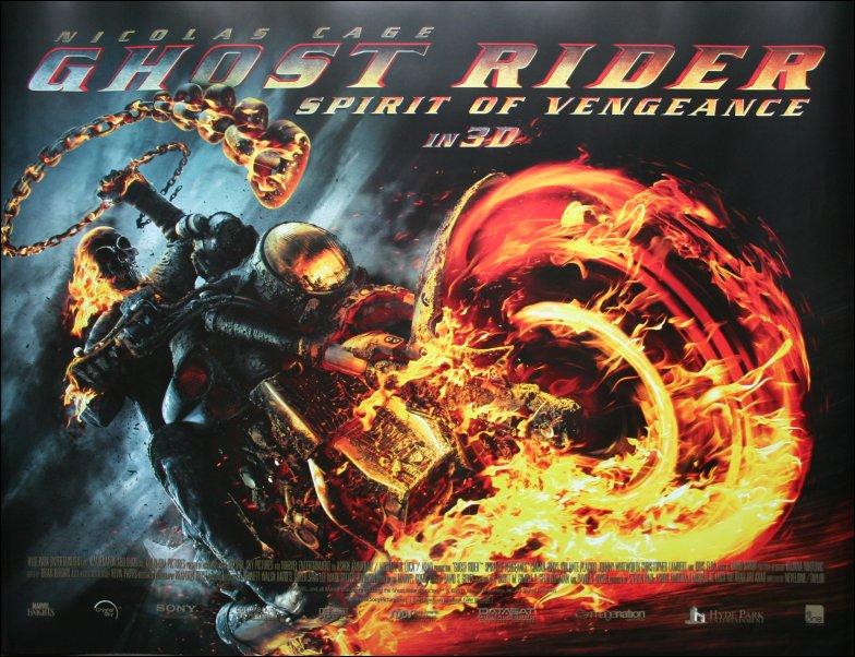 DARKMATTERS - The Mind Of Matt: Review - Ghost Rider ...