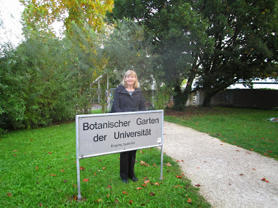 University of Basel Botanical Garden