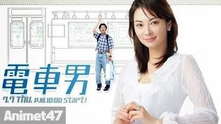 Ảnh trong phim Densha Otoko -Chàng trai tàu điện 1
