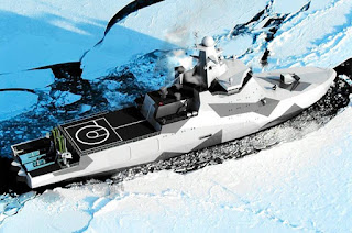 Kapal Project 23550 Ice Class Patrol