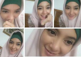 Denaya Bintang Azmi Selfie