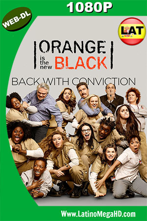 Orange Is the New Black (Serie de TV) (2014) Temporada 2 Latino WEB-DL 1080P ()