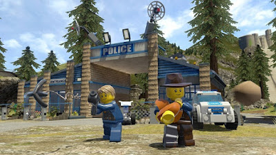Download LEGO City Undercover Free PC Game