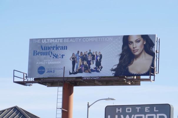 American Beauty Star season 2 billboard
