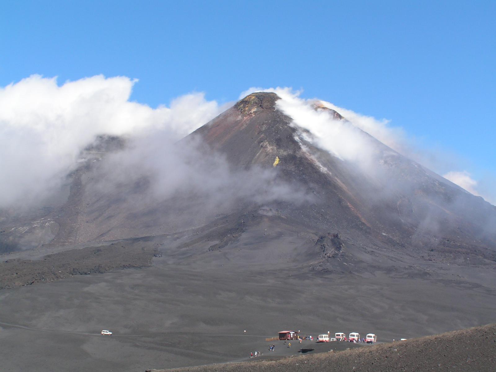 Travel Trip Journey  Mount Etna Italy