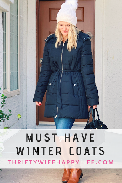 Must have winter jackets