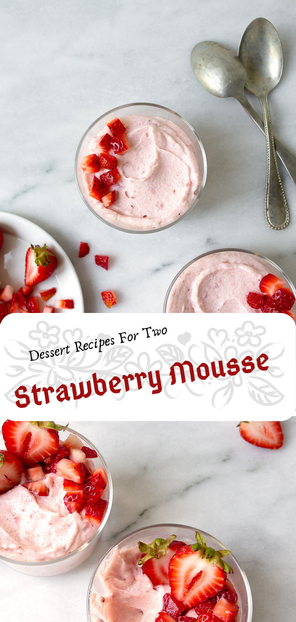 Dessert Recipes For Two | Strawberry Mousse | Dessert Recipes Easy, Dessert Recipes Healthy, Dessert Recipes For A Crowd, Dessert Recipes Peach, Dessert Recipes Simple, Dessert Recipes Best, Dessert Recipes Fall, Dessert Recipes Chocolate, Dessert Recipes For Summer, Dessert Recipes Videos, Dessert Recipes No Bake, Dessert Recipes Fancy, Dessert Recipes Cake, Dessert Recipes Christmas, Dessert Recipes Apple, Dessert Recipes Mexican, Dessert Recipes Strawberry, Dessert Recipes For Two, Dessert Recipes Quick, Dessert Recipes Cheesecake, Dessert Recipes From Scratch, Dessert Recipes Cookies, Dessert Recipes For Parties, Dessert Recipes Keto, Dessert Recipes Vegan, Dessert Recipes Lemon, Dessert Recipes Banana, Dessert Recipes Crockpot, Dessert Recipes Oreo, Dessert Recipes Italian, Dessert Recipes Brownie, Dessert Recipes Peanut Butter, Dessert Recipes Spring, Dessert Recipes Gluten Free, Dessert Recipes Fruit, Dessert Recipes For Kids, Dessert Recipes Bars, Dessert Recipes Cream Cheese, Dessert Recipes Holiday, Dessert Recipes Thanksgiving, Dessert Recipes Winter, Dessert Recipes Mini, #dessert, #cheesecake, #cake, #butter, #recipes, #recipessimple, #mousse, #dessertfortwo,