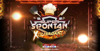 Live Streaming Super Spontan Xtravaganza Minggu 9 [14.9.2018]