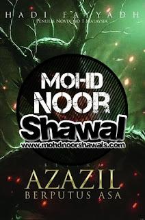 Review Buku Ketika Azazil Berputus Asa | Ustaz Hadi Fayyadh