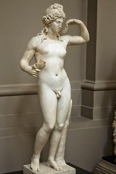 Dios Hermafrodita, símbolo del tercer género