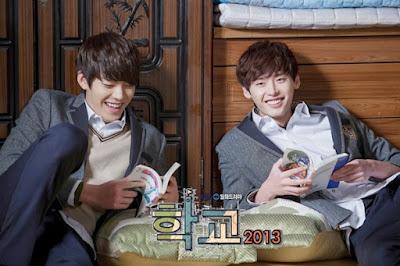 Sinopsis Drama Korea School 2013 Episode 1-16 (Tamat)