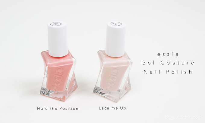essie Gel Couture Ballet Nude inspired collections review