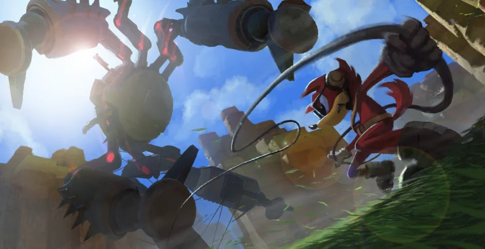 Sega Introduces Sonic Forces Playable Character With A New Teaser Trailer.