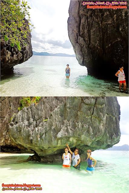 Entalula Island, El Nido Palawan