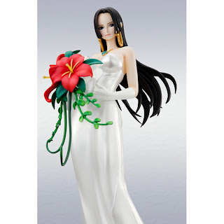 Boa Hancock WEDDING Ver. - P.O.P Limited Edition