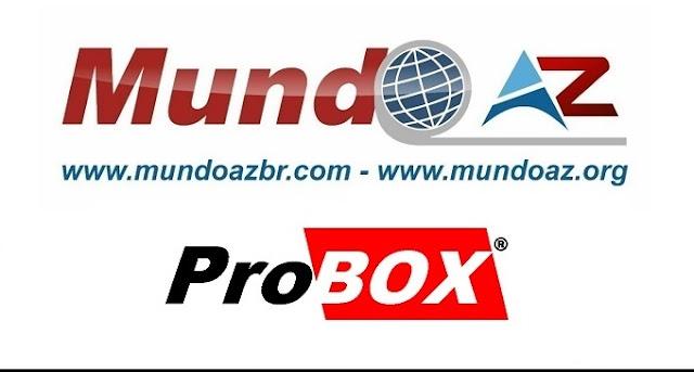 Novas atualizações Probox 190HD/200HD/300HD retorno SKS 58W