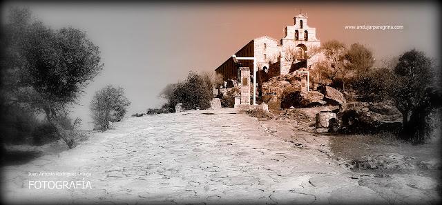 Calzada Santuario Virgen de la Cabeza