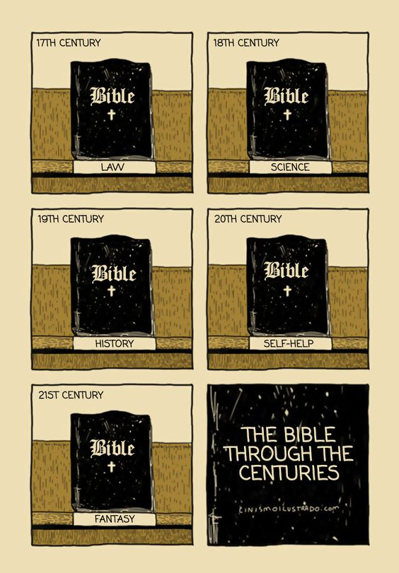 Bible Through The Centuries Picture