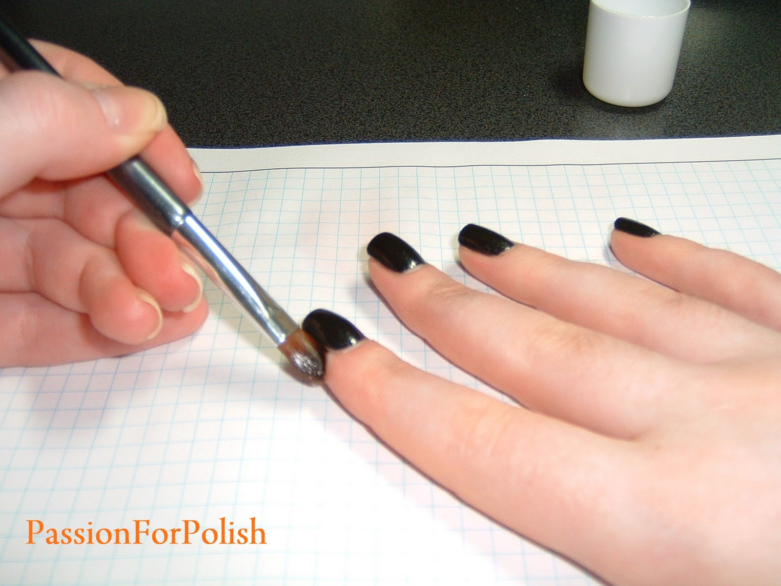 Passionforpolish How To Clean Up Your Manicure